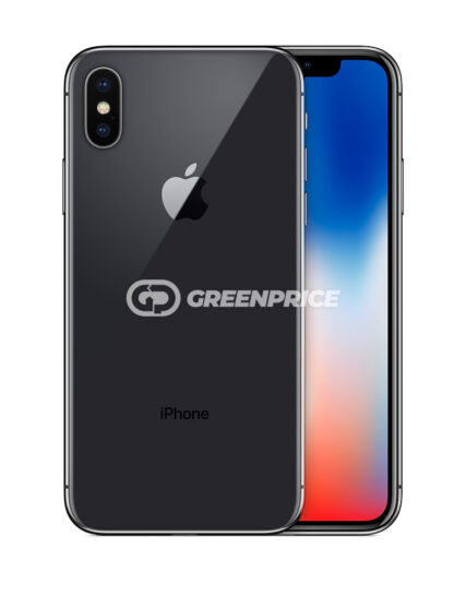 Iphone X Gris sidéral reconditionné